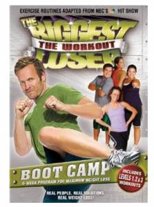 the biggest loser dvd