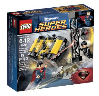 Lego Super Heroes Set
