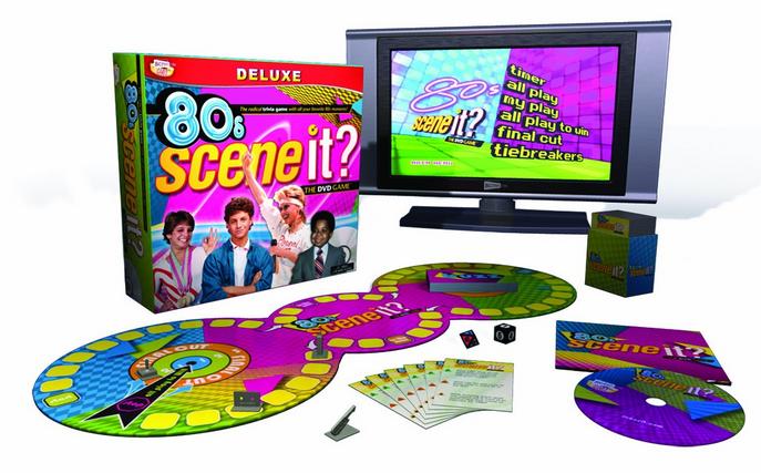 Scene It 80s Game