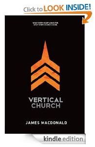 Vertical Church eBook