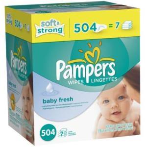 Pampers-Softcare-Baby-Wipes