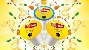lipton k-cups