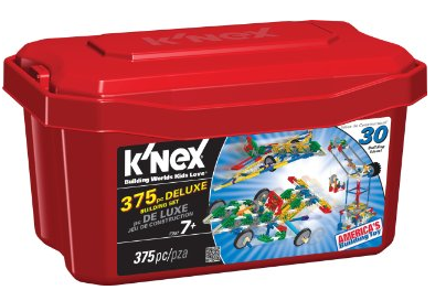 K'Nex 375-Piece Building Set