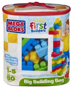 Megabloks First Builders Classic Bag