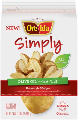 Ore Ida Simply Potatoes