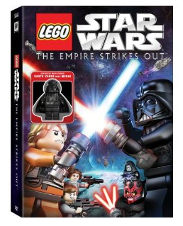 Star Wars Lego The Empire Strikes Out