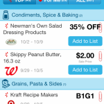 New FREE Shopping List App: Favado