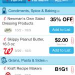 New FREE Shopping List App: Favado