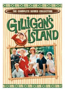 Gilligan's Island DVD