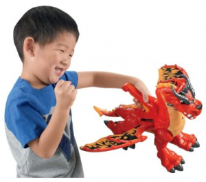 Imaginext Eagle Talon Castle Dragon