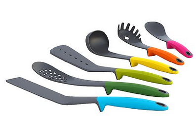 Joseph Heat Resistant Utensil Set