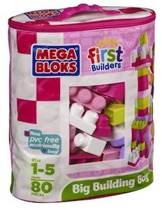 MegaBlocks-pink