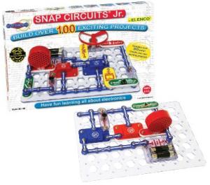 Snap Circuits Jr set