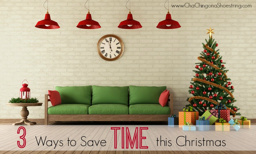 Ways to Save Time on Christmas