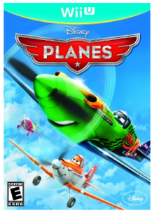 Wii U Planes Game
