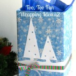 Merry Little Christmas: Too, Too Fun Wrapping Idea #2