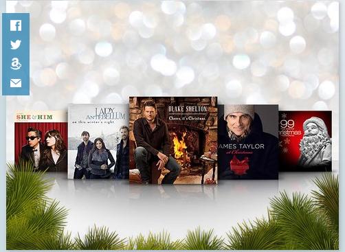 Amazon Christmas Music Coupon