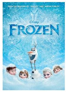 Frozen Pre-Order Deal