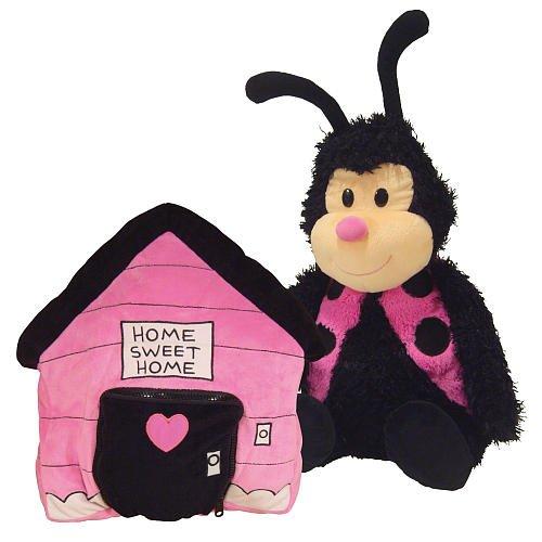 Happy Nappers Ladybug