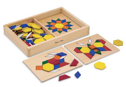Melissa and Doug Blocks and Boards