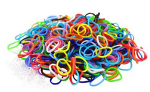 Silicone Loom Bands