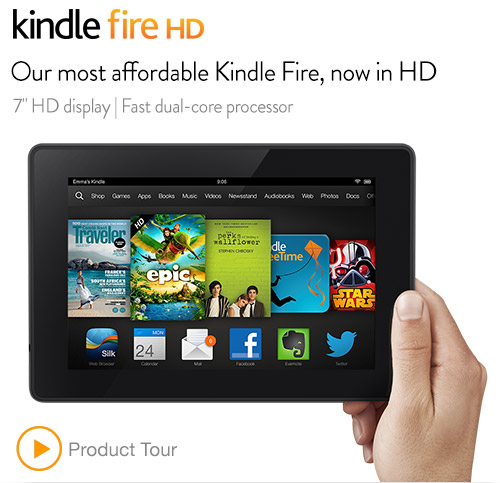 cyber monday amazon kindle fire deal 2013