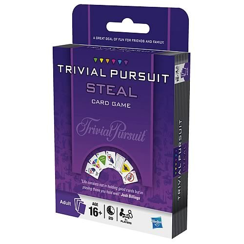 trivial pursuit card game