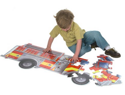 Melissa-and-Doug-Fire-Truck-Puzzle