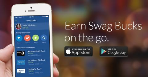 What is Mobile Swag Bucks Day