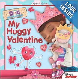 doc mc stuffins valentine's book