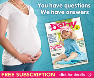 free baby magazine subscription