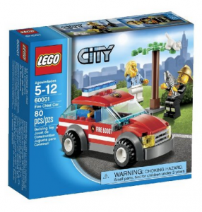 Lego City Chief Car