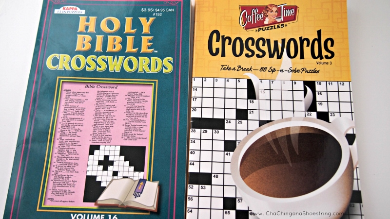 Crossword Puzzle Valentine Printables
