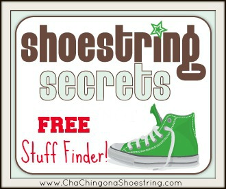 Shoestring-Secrets-Free-Stuff-Finder