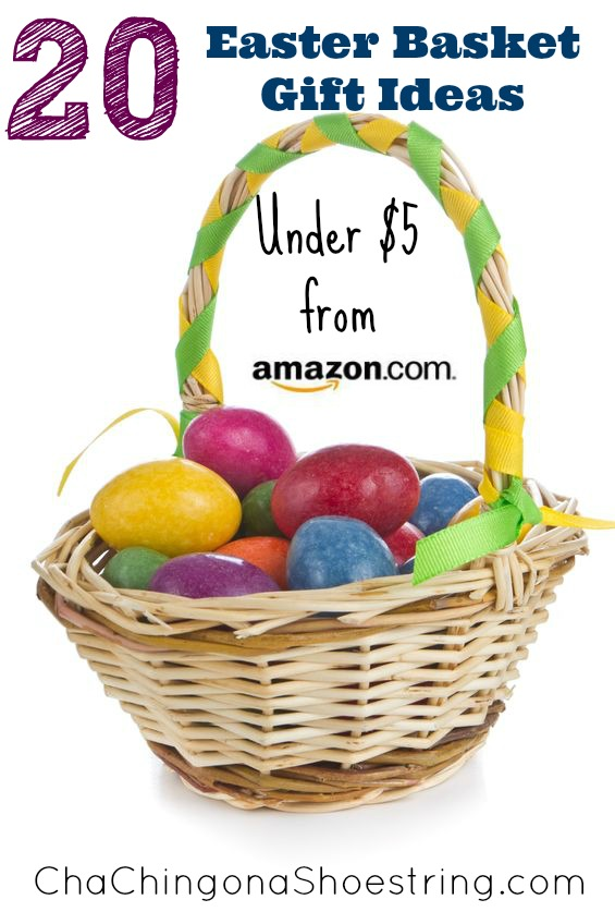 Easter basket gift ideas under 5 non candy easter basket ideas easter basket gift ideas under 5 negle Images