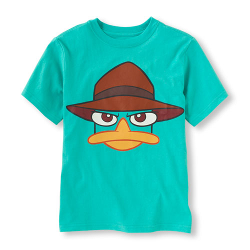 Perry the Platypus Shirt