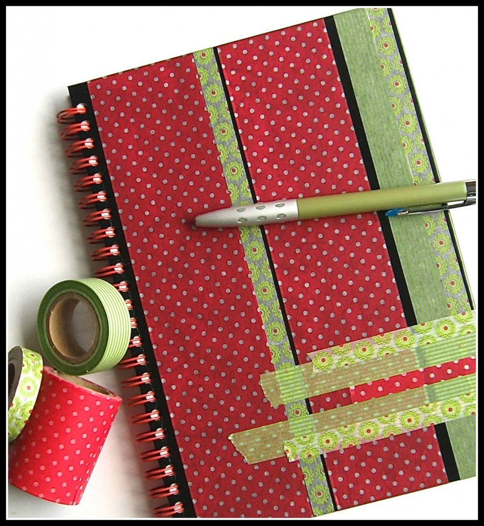 Pic Washi Notebook