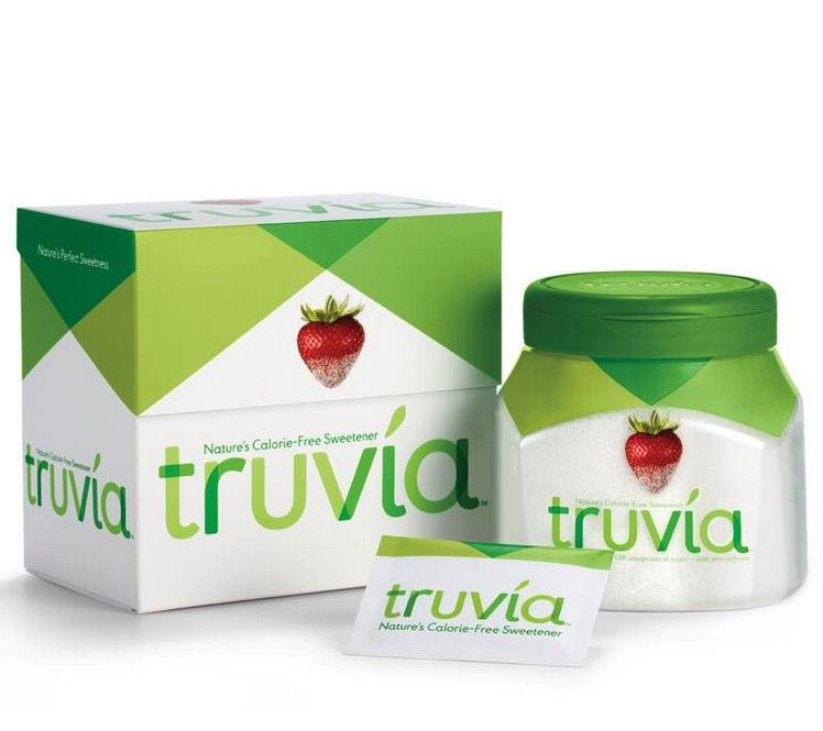 Truvia sample