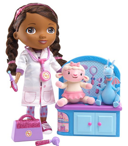 Amazon: Doc McStuffins Magic T...