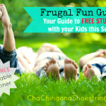 It's BACK! Project Summer: Frugal Fun Guide plus your own FREE Printable Summer Planner