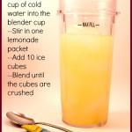 The Dollar Store Diva: McD's Copycat Frozen Strawberry-Lemonade