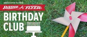 FREE Birthday Stuff: $10 Gift Card from Radio Flyer for your Child's Birthday!