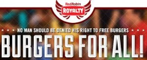 FREE Birthday Stuff: Red Robin FREE Birthday Burger!