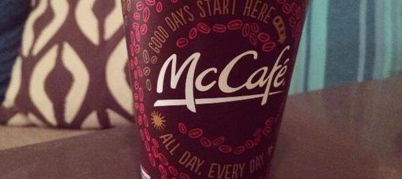 McDonald's FREE Coffee September 2014