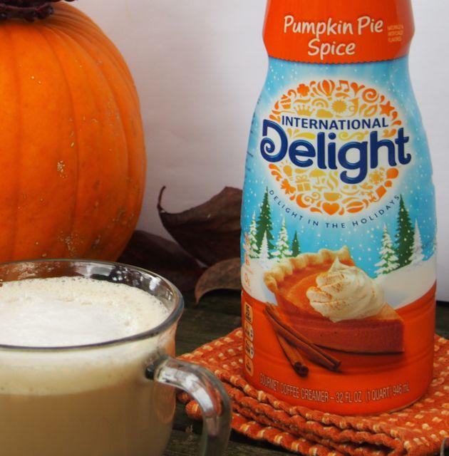 Pumpkin Pie Creamer