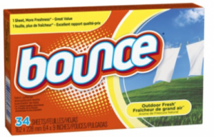 FREE Bounce Dryer Sheets at Ta...
