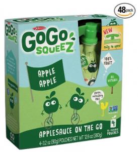 Amazon: GoGo Squeez Applesauce...