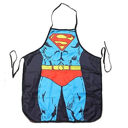 Super Hero BBQ Aprons for just...