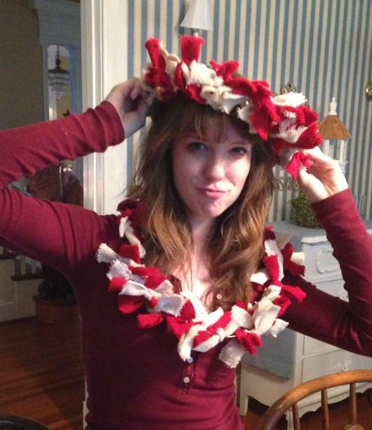 DSD Wreath Paige