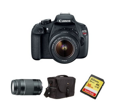 Canon EOS T3i Rebel Cyber Monday Deal 2014